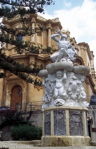 Noto Basilica San Domenico