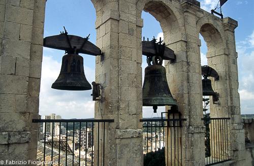 Campane di San Carlo. Ordine superiore