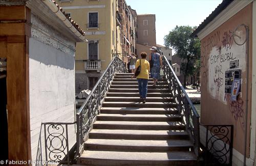 Veneice Jewish ghetto - - Ghetto nuovo - New gheto