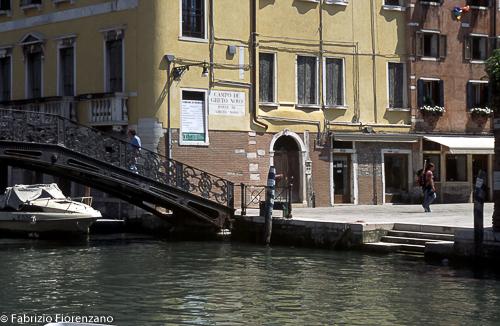 Veneice Jewish ghetto -- Ghetto nuovo- New ghetoi