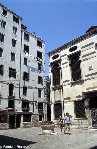 Venice Jewish ghetto - Sinagogue