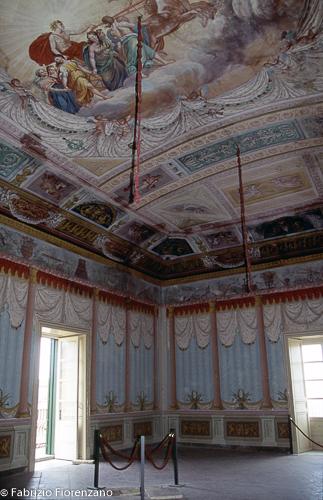"""Palazzo Nicolaci """"Il salone delle feste"""""""