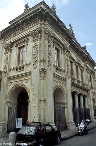 Noto Teatro comunale